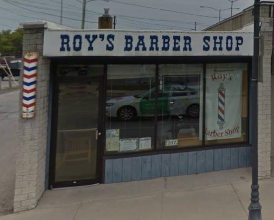 Roy's Barber Shop: 207 W Chisholm St, Alpena, MI