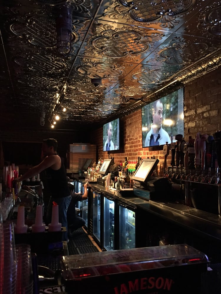 Vodka Soda/ Bottoms Up: 315 W 46th St, New York, NY