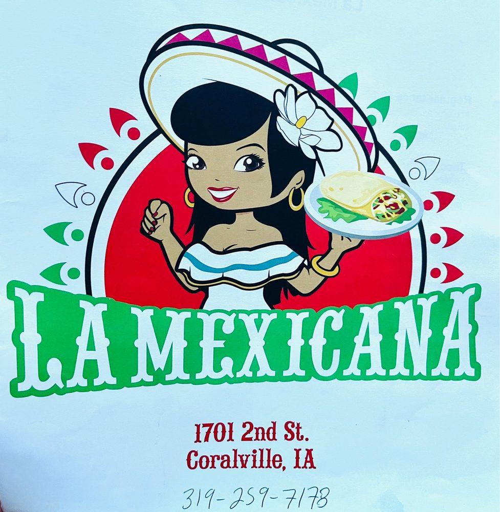 la mexicana: 1701 2nd St, Coralville, IA