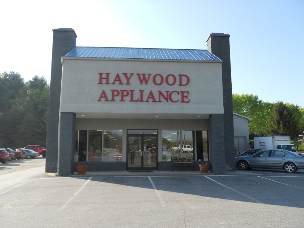 Haywood Appliance - Clyde Showroom: 8805 Carolina Blvd, Clyde, NC