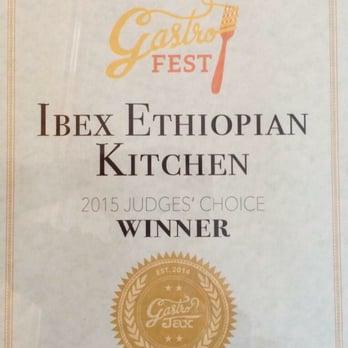 Ibex Ethiopian Kitchen Jacksonville Fl Menu