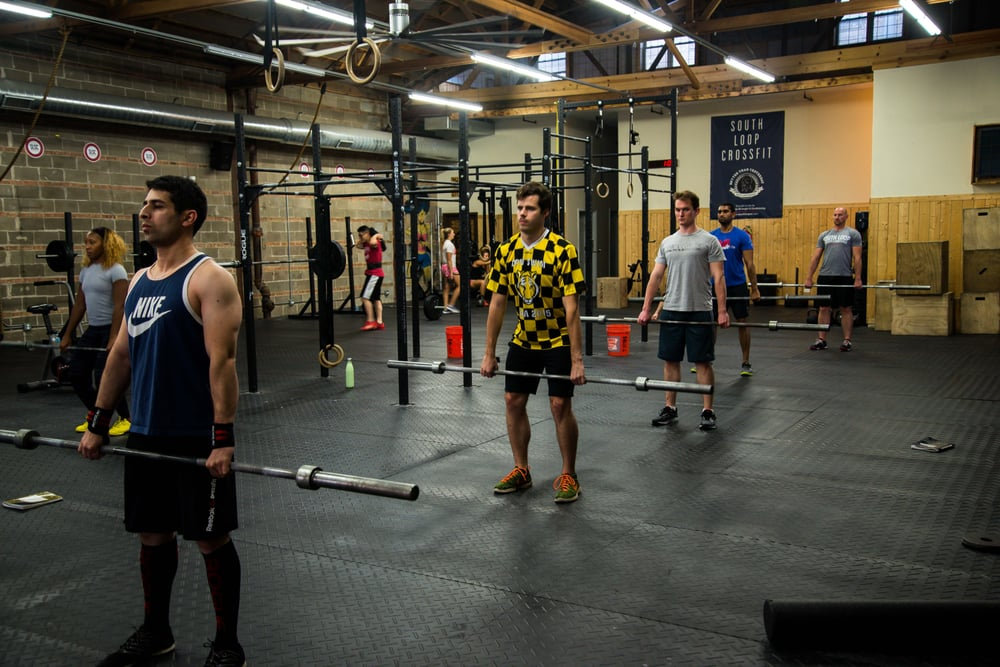 South Loop Strength & Conditioning - Home of South Loop CrossFit
