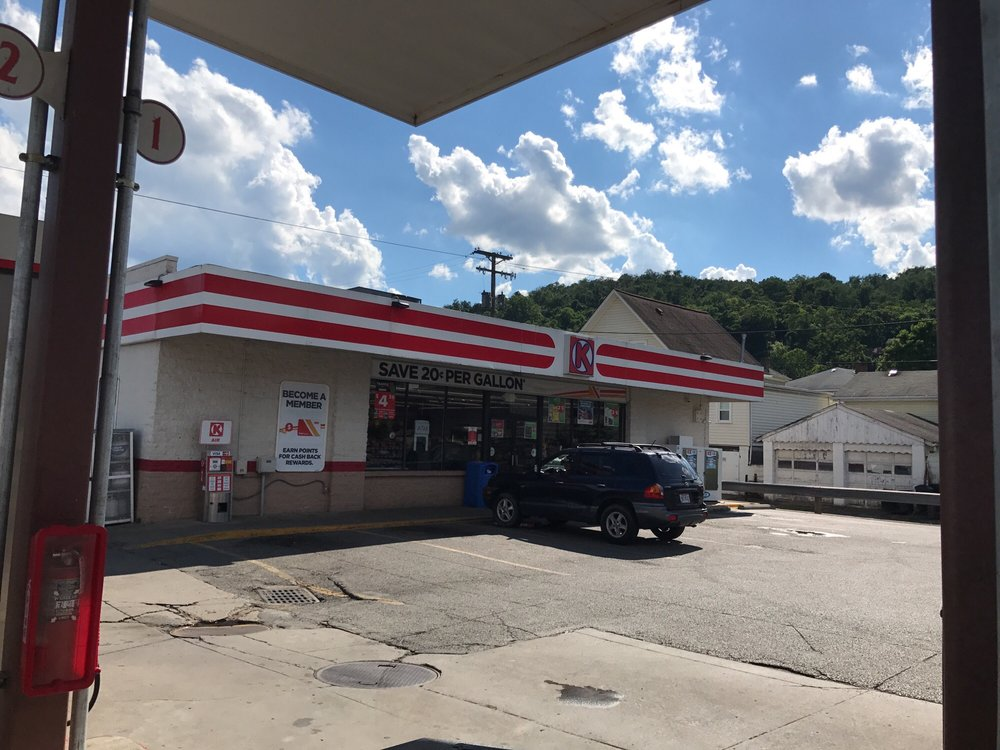 Circle K: 3899 Noble St, Bellaire, OH