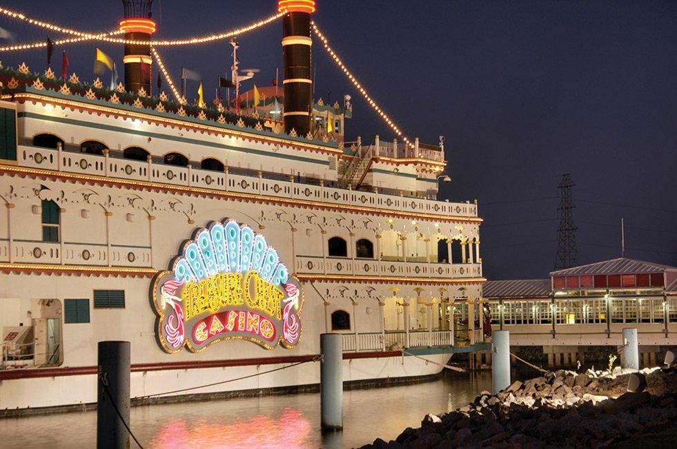 Treasure Chest Casino: 5050 Williams Blvd, Kenner, LA
