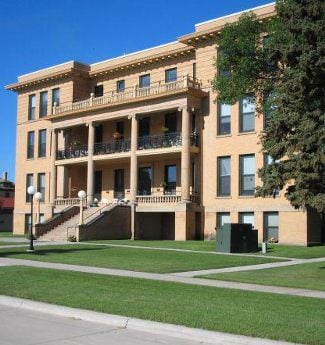 Hancock Place Apartments: 731 W 6th St, Grafton, ND