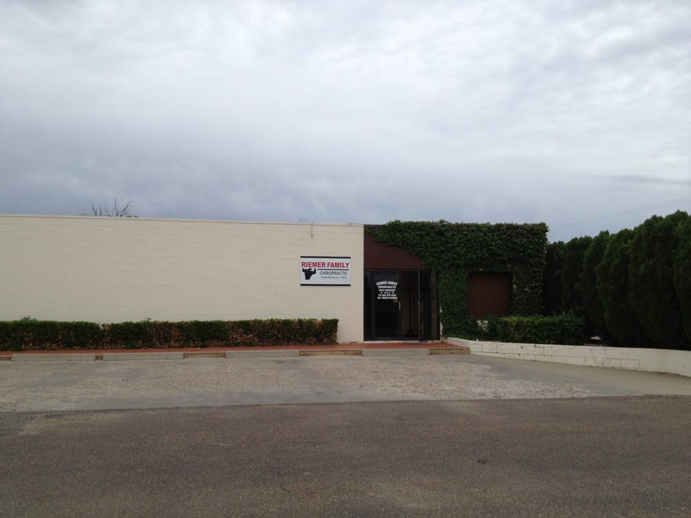 Riemer Chiropractic: 428 Weatherly St, Borger, TX