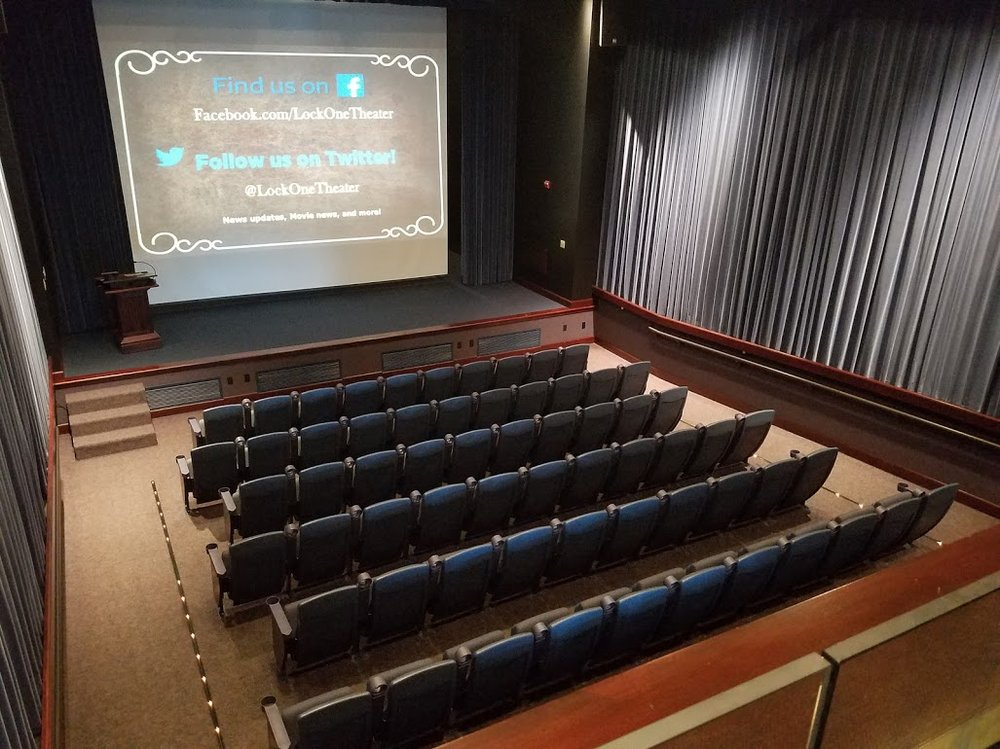 Lock One Theater: 8 W Monroe St, New Bremen, OH