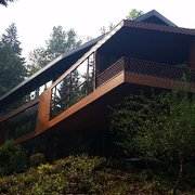 The Cullen house ...