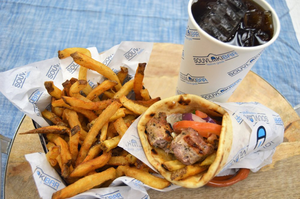 Souvlaki Bar: 46519 Harry Byrd Hwy, Sterling, VA