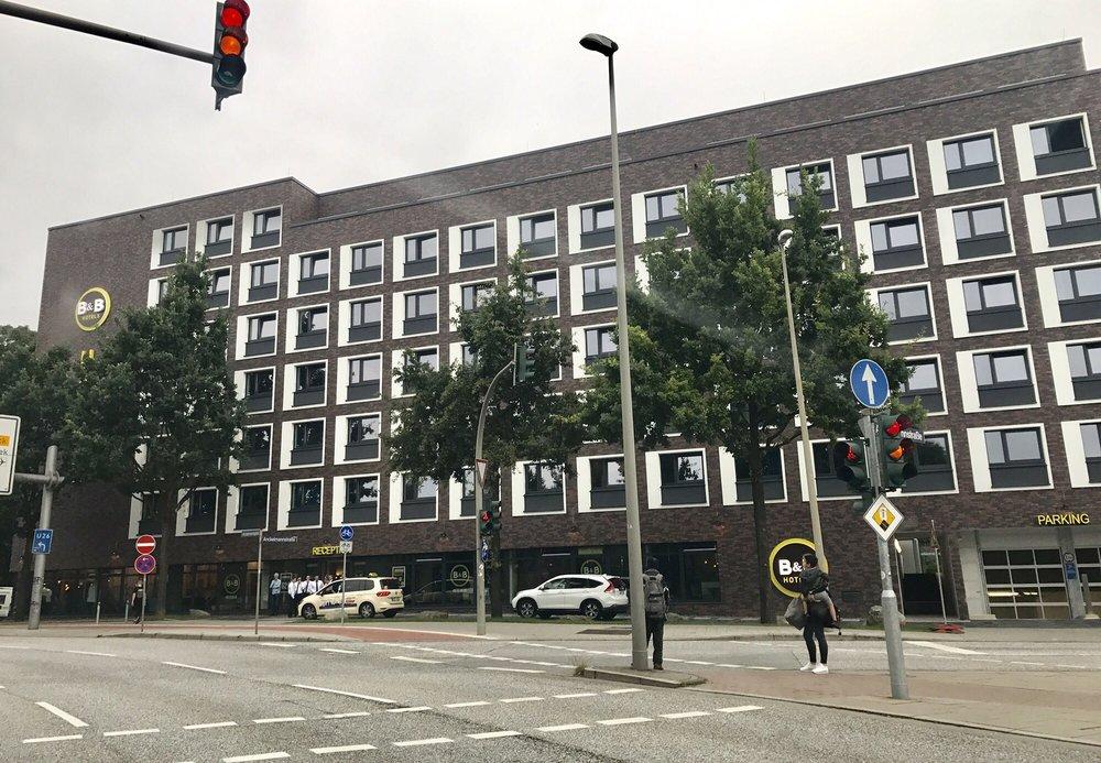 B Und B Hotel Anckelmannstr Hamburg