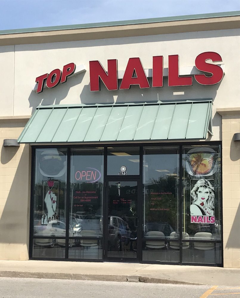 Top Nails: 1875 Venture Dr, Ottumwa, IA