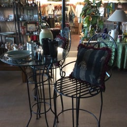 Photo Of Consign Werks   Greenville, SC, United States. Wrought Iron Bistro  /