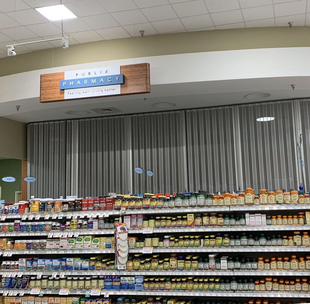 Publix Pharmacy: 10500 San Jose Blvd, Jacksonville, FL