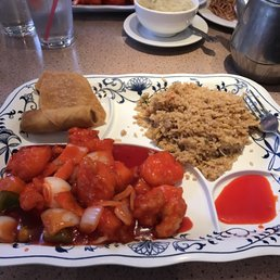 Photo of China Garden - Woodland Hills, CA, United States. Love this Sweet
