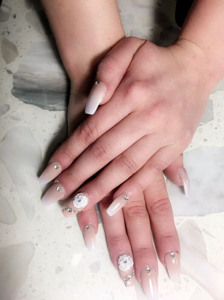 They do a amazing job, but my nails keep breaking and the diamonds ...