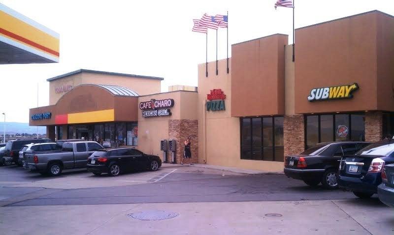 Noble Romans Pizza: 1773 Hwy 260, Camp Verde, AZ