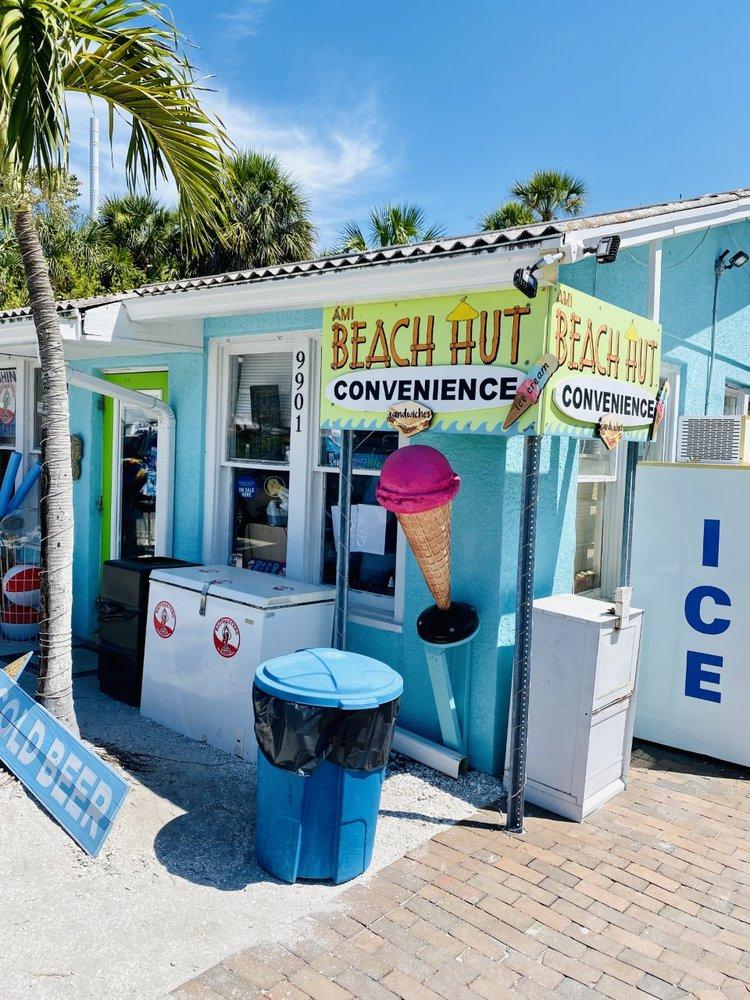 AMI Beach Hut: 9901 Gulf Dr, Anna Maria, FL