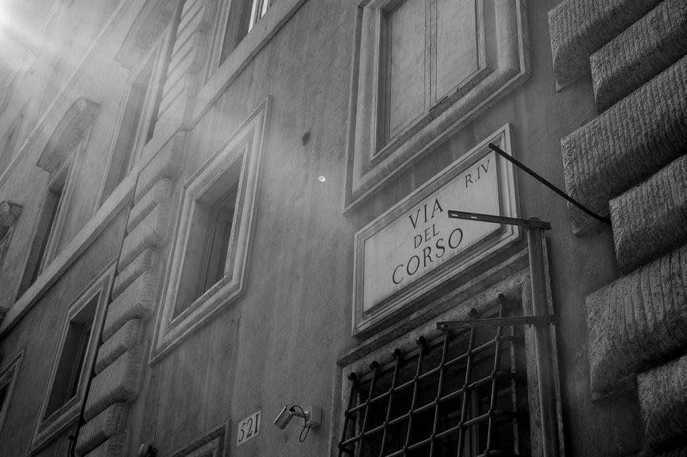 Il corso 81 foto bed breakfast via della - Corso di design roma ...