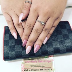 Photo of Colordash Nails & Spa - Oakville, ON, Canada. Nails of the ...