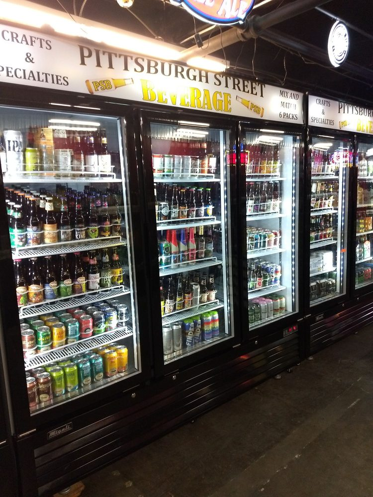 Social Spots from Pittsburgh Street Beverage