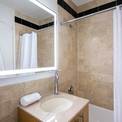 Photo Of Ocean Luxury Apartments   New York, NY, United States. Ocean  Bathroom