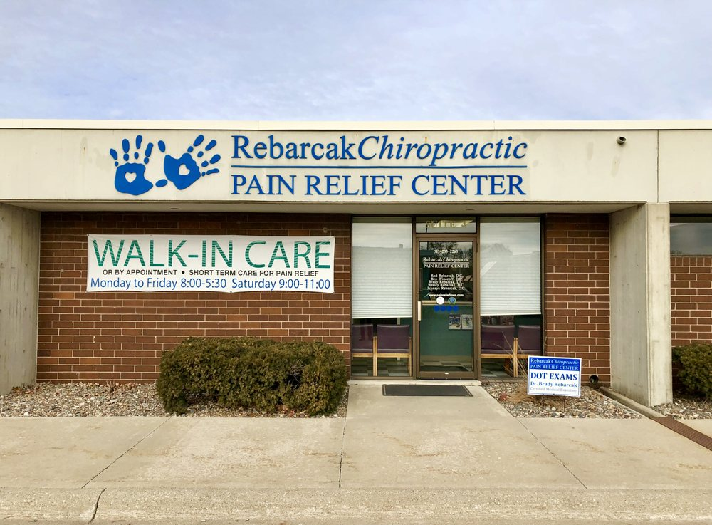 Rebarcak Chiropractic Pain Relief Center: 205 Clark Ave, Ames, IA