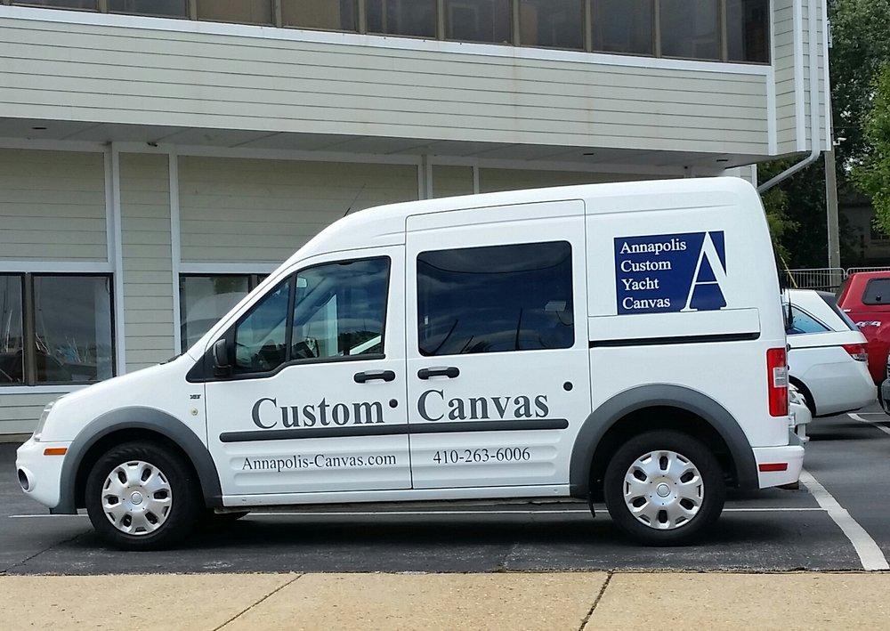 Annapolis Custom Yacht Canvas: 980 Awald Rd, Annapolis, MD