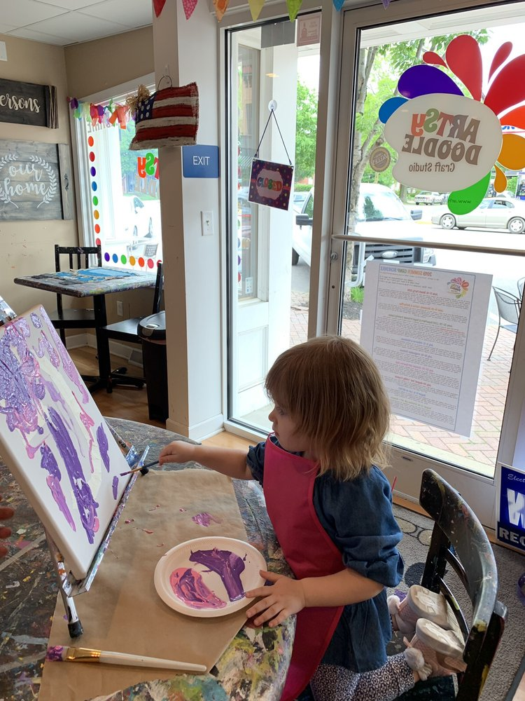 Artsy Doodle Craft Studio: 420 3rd St, Beaver, PA
