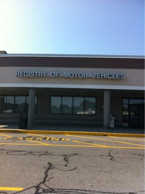 Registry of motor vehicles 11 rese as servicios for Massachusetts registry of motor