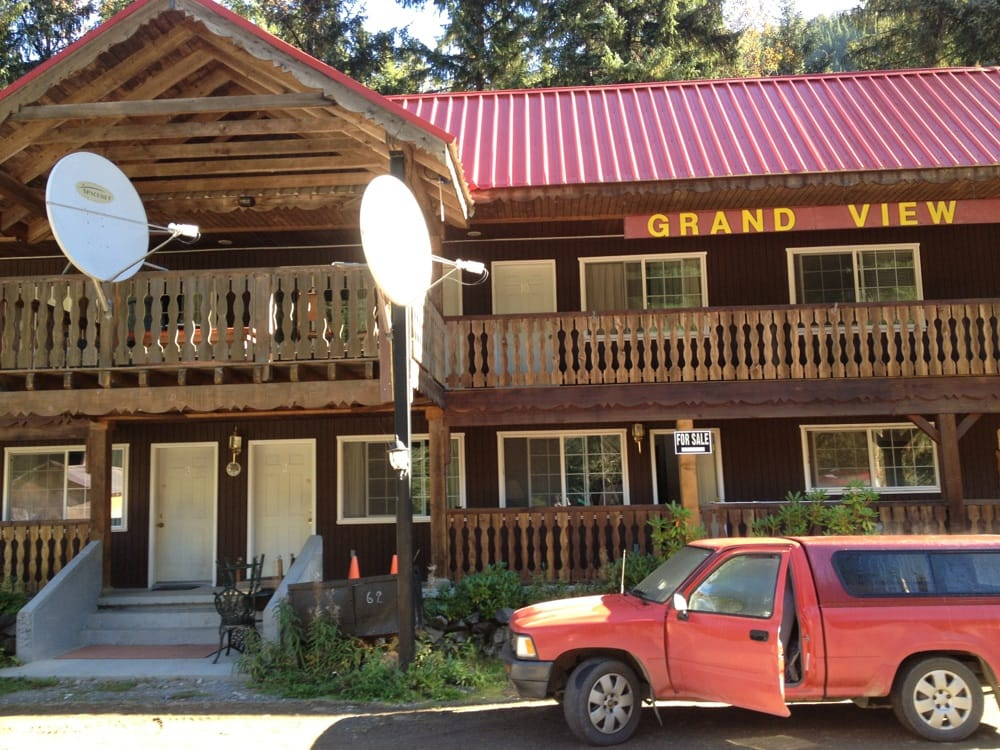 Grandview Inn: Hyder Ave, Hyder, AK