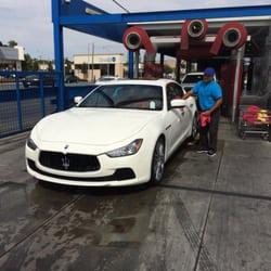 Car Wash On San Mateo