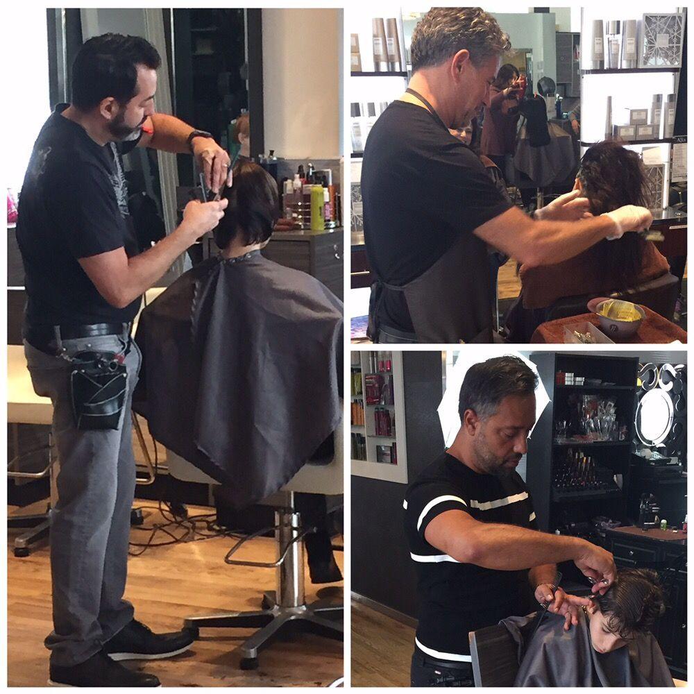 Salon Aqua: 1200 Broadway, Hewlett, NY