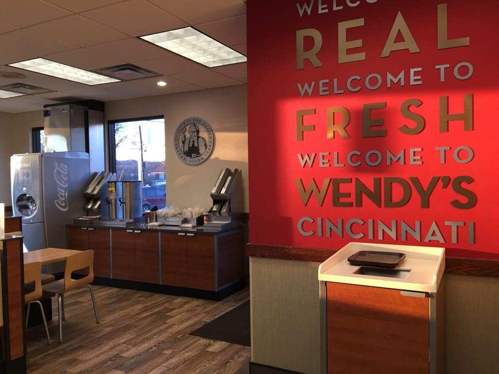 Wendy's: 8240 Vine St, Cincinnati, OH