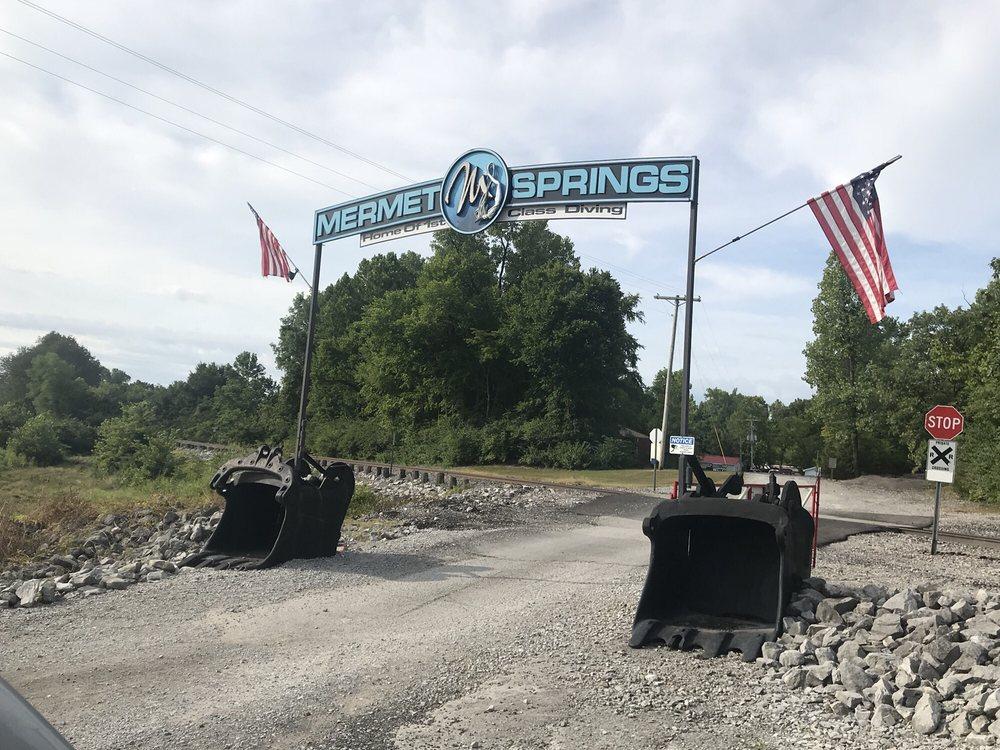 Mermet Springs: 6724 N US 45 Rd, Belknap, IL