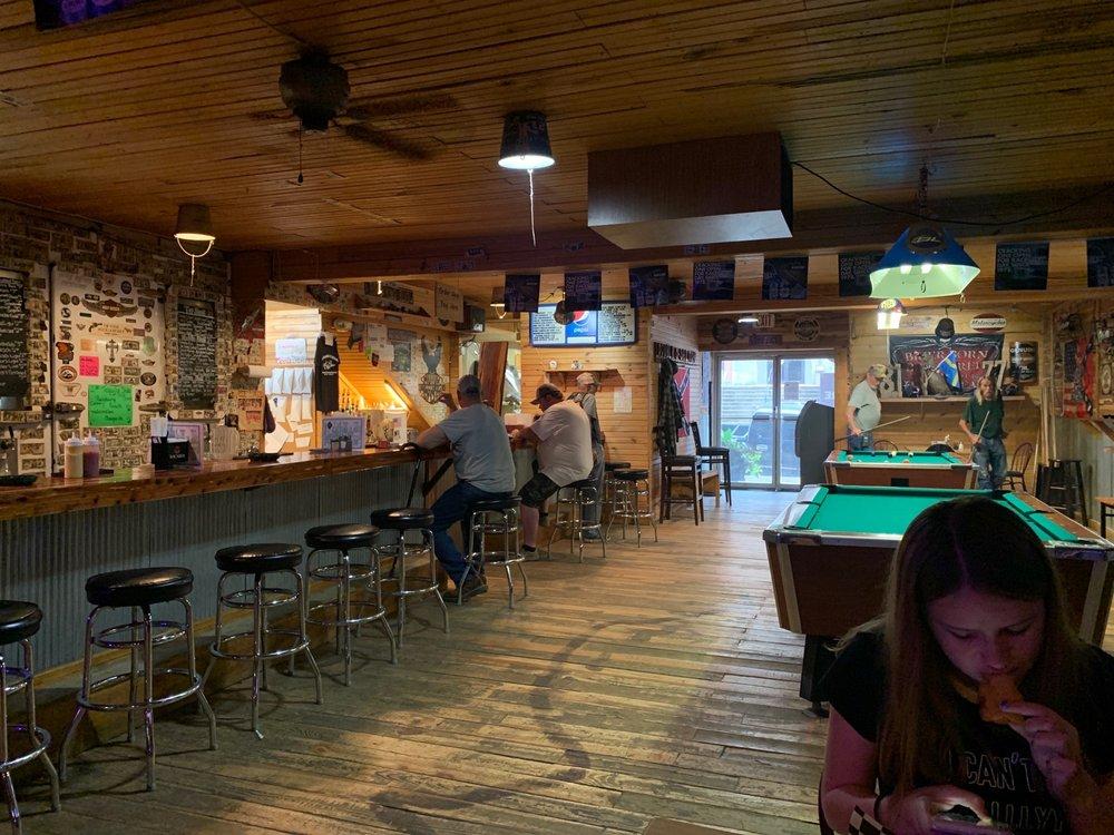 Double O Saloon: 118 Main St, Eminence, MO