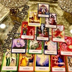 Spiritual Eye Love & Tarot Card Readings - 14 Photos & 12 Reviews
