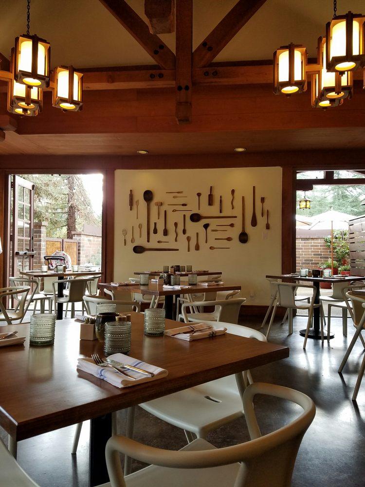 inside the restaurant yelp