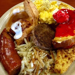 breakfast buffets in or around the baton rouge area