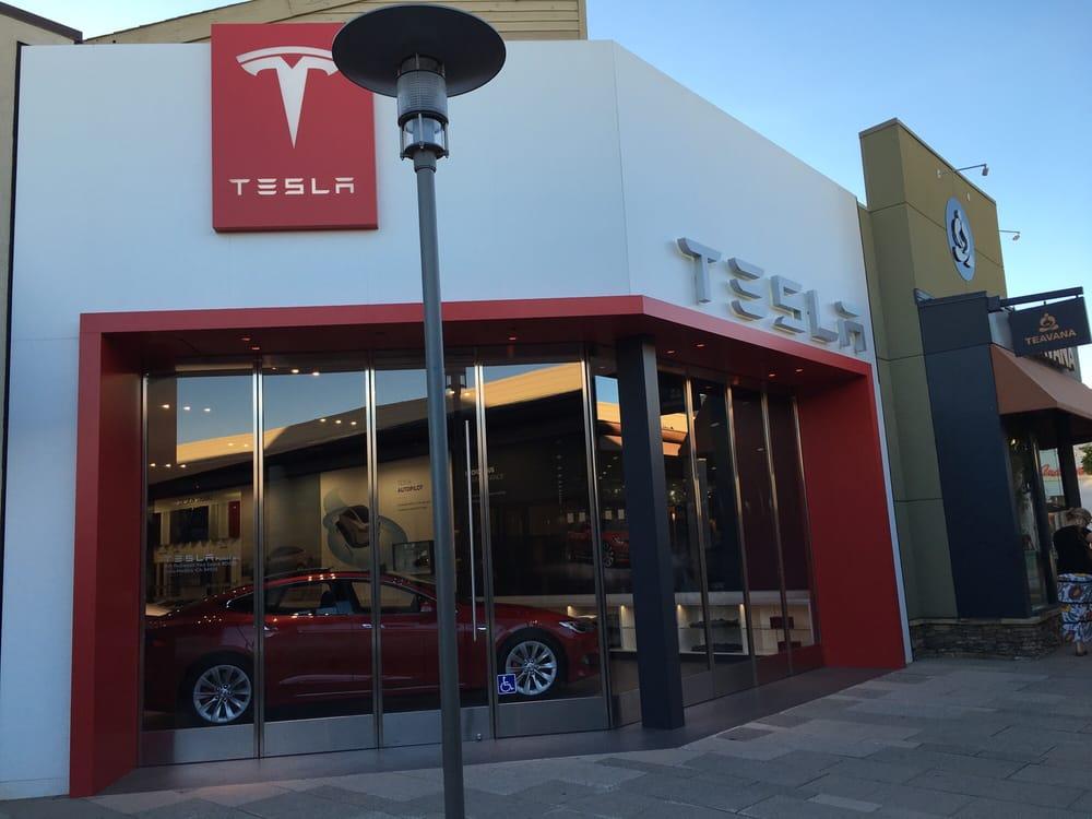 Tesla Motors: 1616 Redwood Hwy, Corte Madera, CA
