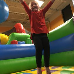 Kangaroo Kids Inflatable Party Center 27 Photos Party Event