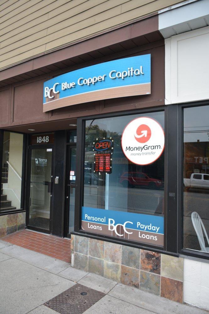 Blue Copper Capital