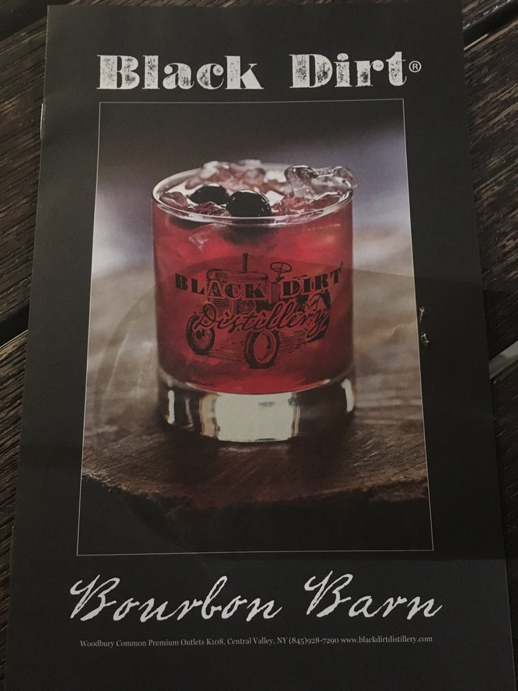 Black Dirt Bourbon Barn: 498 Red Apple Ct, Central Valley, NY