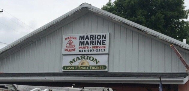 Marion Lawn and Small Engines: 300 E Union St, Marion, IL