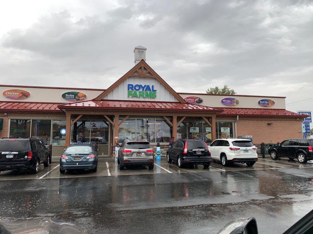 Royal Farms: 11466 S Dupont Hwy, Felton, DE