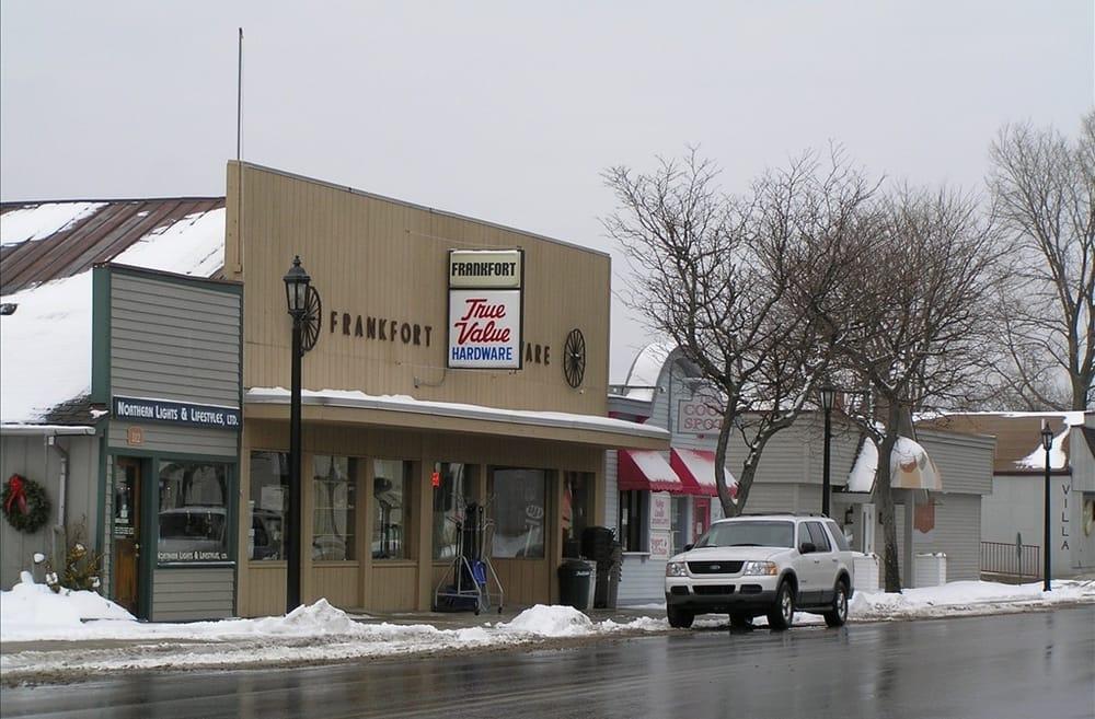 Frankfort True Value Hardware: 310 Main St, Frankfort, MI