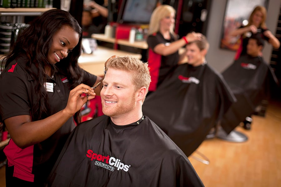 Sport Clips Haircuts Of Longview Gilmer Rd 10 Photos Barbers