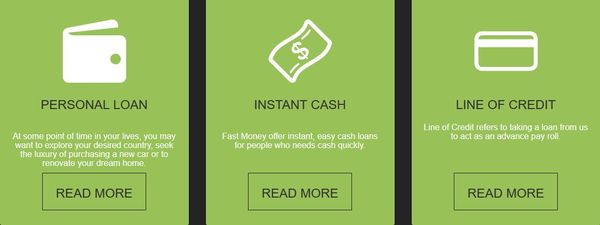 Payday loan text messages image 2