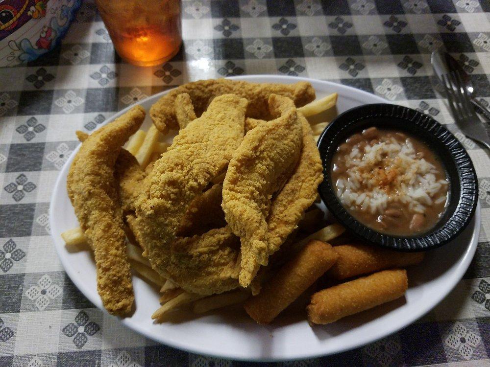 Catfish King Restaurant: 507 Loop 59, Atlanta, TX
