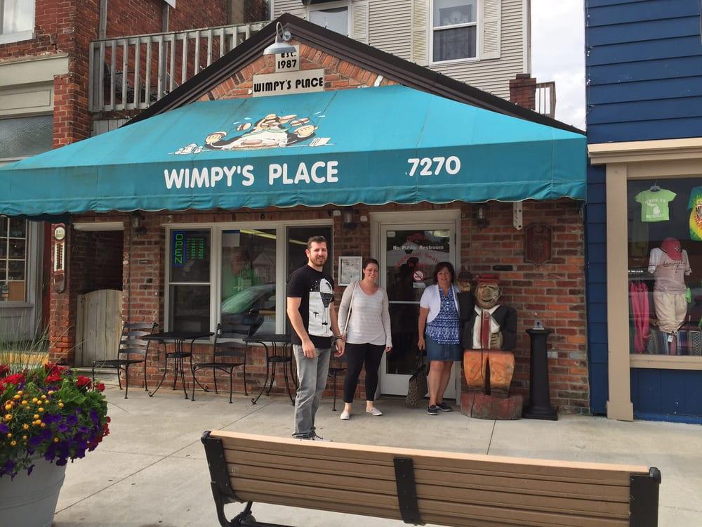 Wimpy Restaurant Near Me