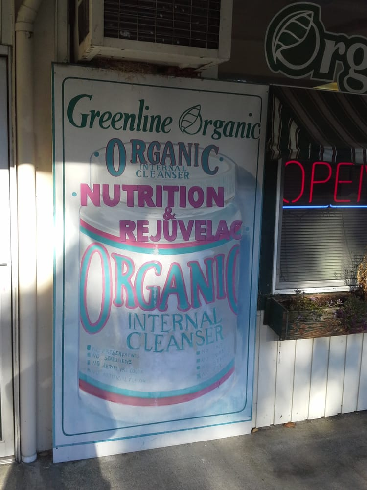 greenline organic health